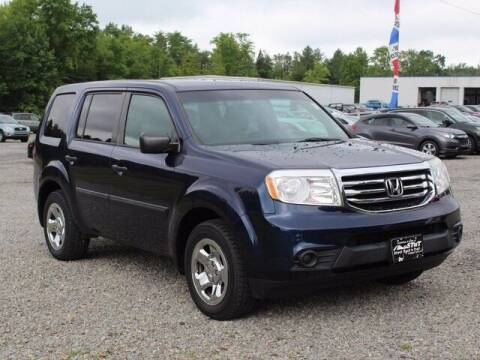 2014 Honda Pilot for sale at Street Track n Trail - Vehicles in Conneaut Lake PA