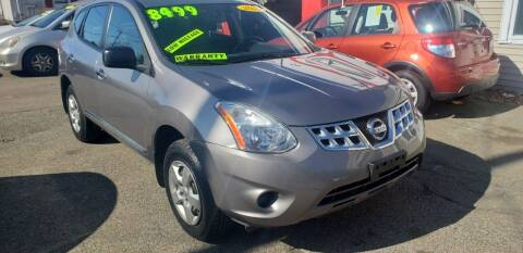 2013 Nissan Rogue for sale at TC Auto Repair and Sales Inc in Abington MA