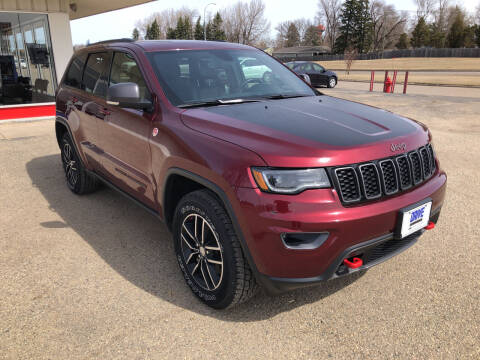 2018 Jeep Grand Cherokee for sale at Drive Chevrolet Buick Rugby in Rugby ND