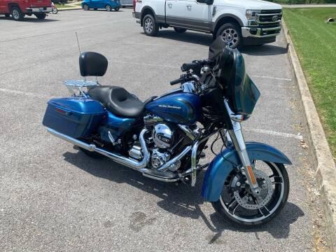 2014 Harley Davidson Street Glide for sale at Dan Powers Honda Motorsports in Elizabethtown KY
