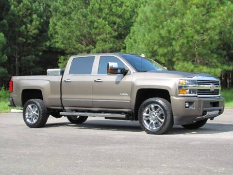 2015 Chevrolet Silverado 2500HD for sale at Hometown Auto Sales - Trucks in Jasper AL