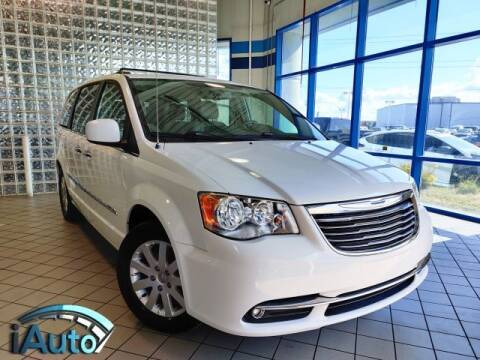 2015 Chrysler Town and Country for sale at iAuto in Cincinnati OH
