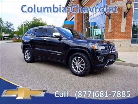 2015 Jeep Grand Cherokee for sale at COLUMBIA CHEVROLET in Cincinnati OH