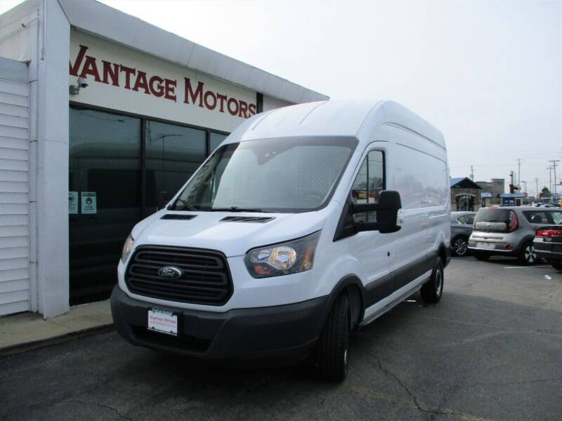 2016 Ford Transit Cargo for sale at Vantage Motors LLC in Raytown MO