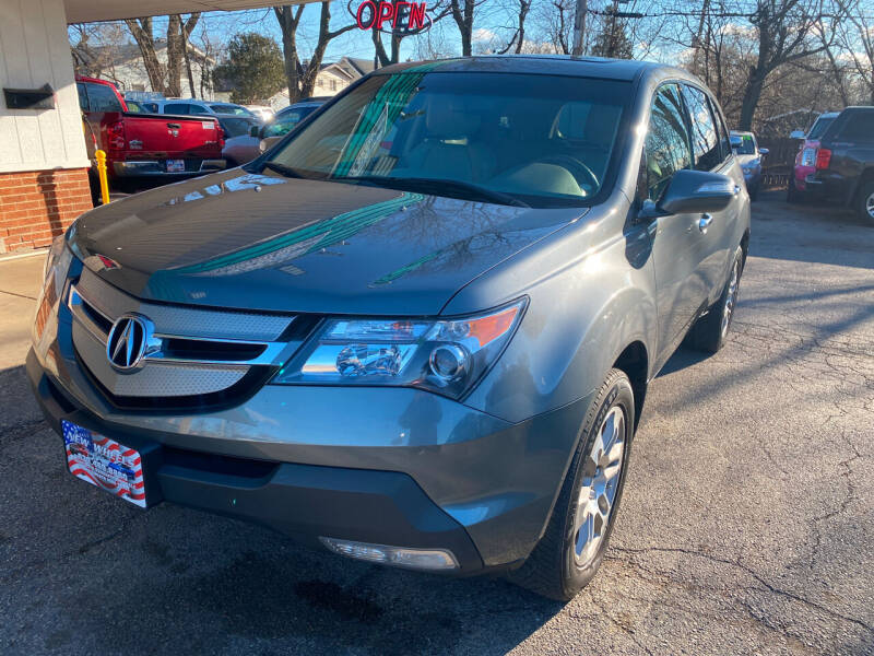 2009 Acura MDX for sale at New Wheels in Glendale Heights IL