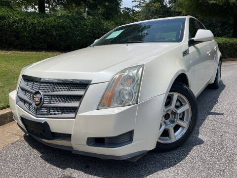 2009 Cadillac CTS for sale at El Camino Auto Sales - Global Imports Auto Sales in Buford GA
