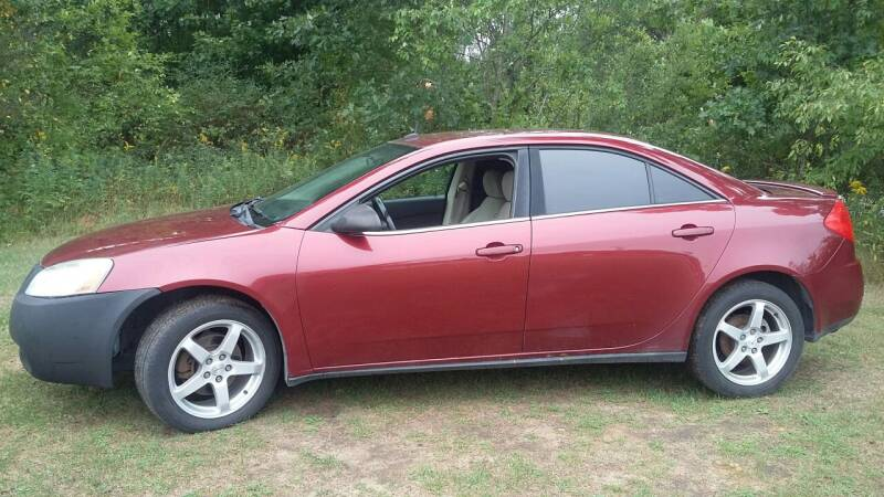 2008 Pontiac G6 for sale at Expressway Auto Auction in Howard City MI