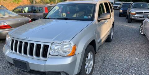 2008 Jeep Grand Cherokee for sale at JM Auto Sales in Shenandoah PA