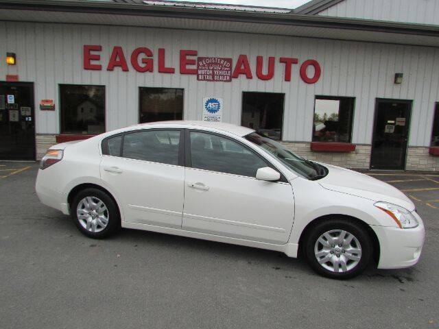2011 Nissan Altima for sale at Eagle Auto Center in Seneca Falls NY
