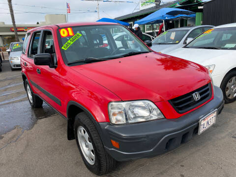 2001 Honda CR-V for sale at North County Auto in Oceanside CA