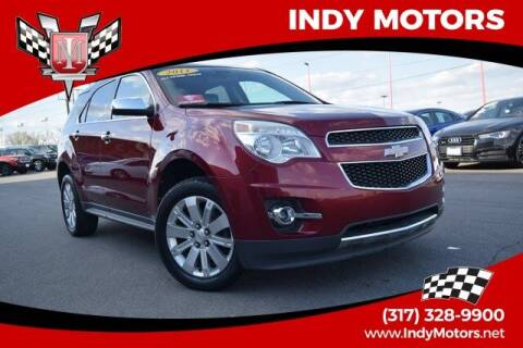 2011 Chevrolet Equinox for sale at Indy Motors Inc in Indianapolis IN