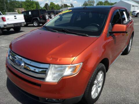 2008 Ford Edge for sale at CARSON MOTORS in Cloverdale IN