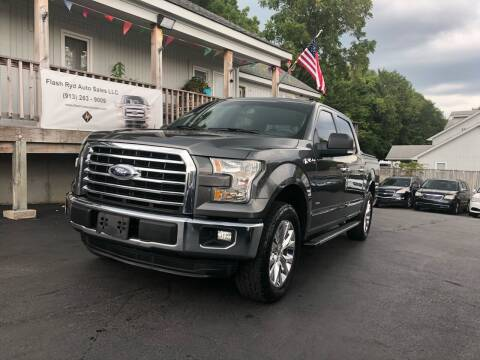 2015 Ford F-150 for sale at Flash Ryd Auto Sales in Kansas City KS