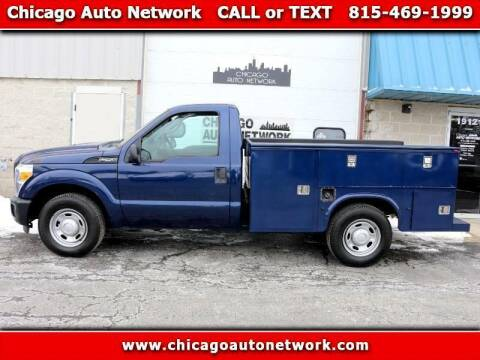 2011 Ford F-250 Super Duty for sale at Chicago Auto Network in Mokena IL