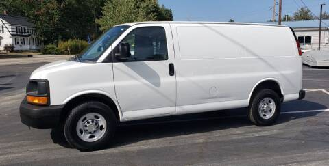 2012 Chevrolet Express Cargo for sale at Healey Auto in Rochester NH