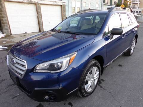 2015 Subaru Outback for sale at Broadway Auto Sales in Somerville MA