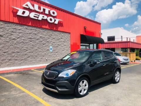 2016 Buick Encore for sale at Auto Depot of Smyrna in Smyrna TN