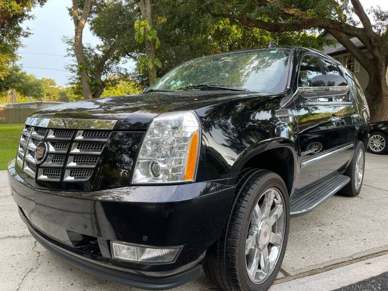 2013 Cadillac Escalade for sale at RoMicco Cars and Trucks in Tampa FL