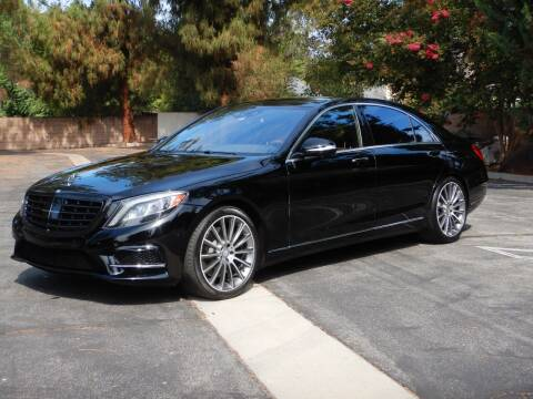 2014 Mercedes-Benz S-Class for sale at California Cadillac & Collectibles in Los Angeles CA