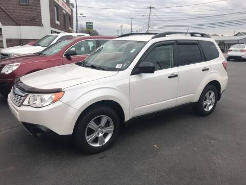 2013 Subaru Forester for sale at Blue Bird Motors in Crossville TN
