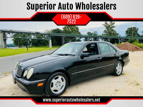 1999 Mercedes-Benz E-Class for sale at Superior Auto Wholesalers in Burlington NJ