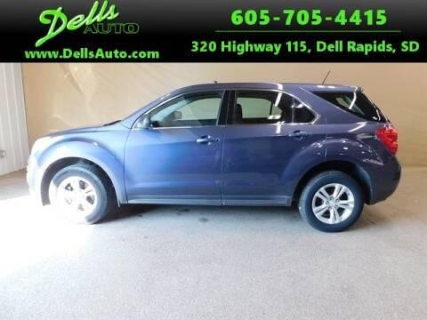 2014 Chevrolet Equinox for sale at Dells Auto in Dell Rapids SD