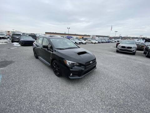 2020 Subaru WRX for sale at King Motors featuring Chris Ridenour in Martinsburg WV