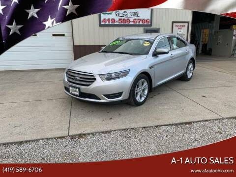 2017 Ford Taurus for sale at A-1 AUTO SALES in Mansfield OH