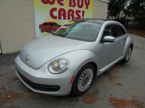 2013 Volkswagen Beetle for sale at Right Price Auto Sales in Murfreesboro TN
