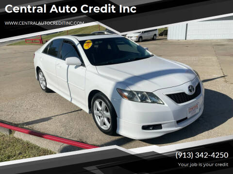 2009 Toyota Camry for sale at Central Auto Credit Inc in Kansas City KS