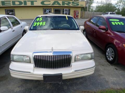 1995 Lincoln Town Car for sale at Credit Cars of NWA in Bentonville AR