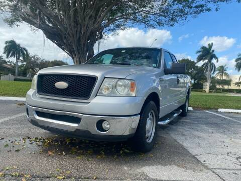 2006 Ford F-150 for sale at GERMANY TECH in Boca Raton FL
