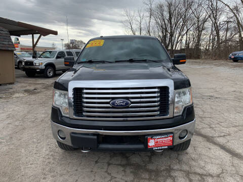 2010 Ford F-150 for sale at Community Auto Brokers in Crown Point IN
