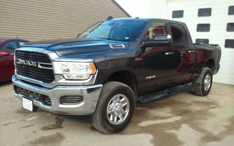 2019 RAM Ram Pickup 2500 for sale at Bob's Garage Auto Sales and Towing in Storm Lake IA