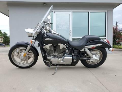 2007 Honda VTX1300C VTX 1300 for sale at Kell Auto Sales, Inc - Grace Street in Wichita Falls TX