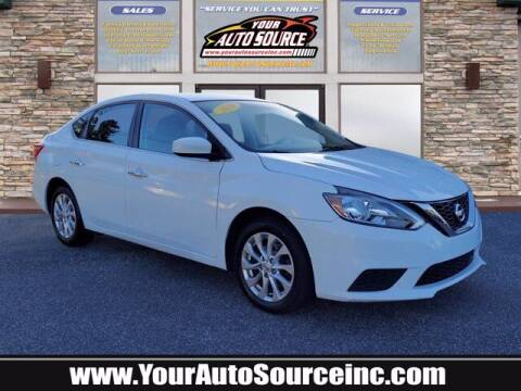 2018 Nissan Sentra for sale at Your Auto Source in York PA