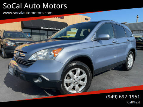 2008 Honda CR-V for sale at SoCal Auto Motors in Costa Mesa CA