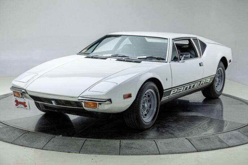 1971 De Tomaso Pantera for sale at Duffy's Classic Cars in Cedar Rapids IA