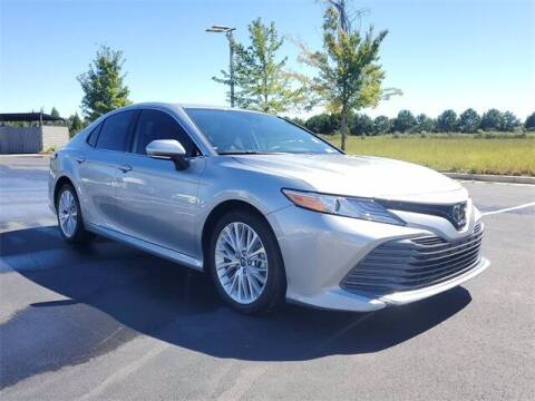 2020 Toyota Camry for sale at Southern Auto Solutions - Lou Sobh Kia in Marietta GA