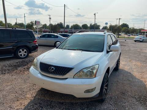 2007 Lexus RX 350 for sale at 733 Cars in Oklahoma City OK