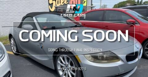 2006 BMW Z4 for sale at D & D Used Cars in New Port Richey FL