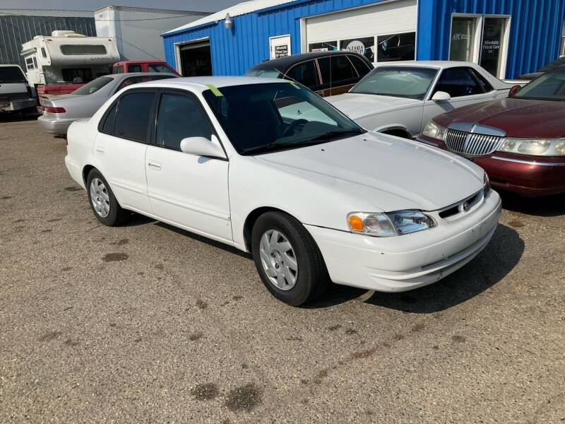 1998 Toyota Corolla for sale at AFFORDABLY PRICED CARS LLC in Mountain Home ID