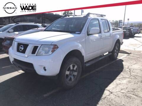 2012 Nissan Frontier for sale at Stephen Wade Pre-Owned Supercenter in Saint George UT