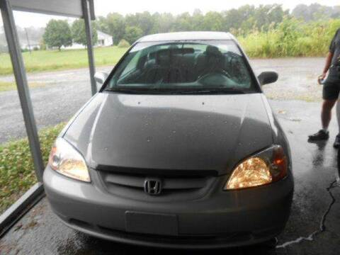 2001 Honda Civic for sale at Granite Motor Co 2 in Hickory NC