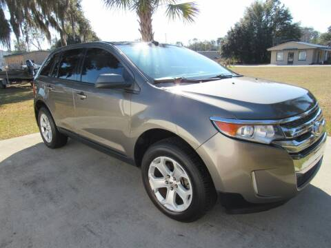 2013 Ford Edge for sale at D & R Auto Brokers in Ridgeland SC
