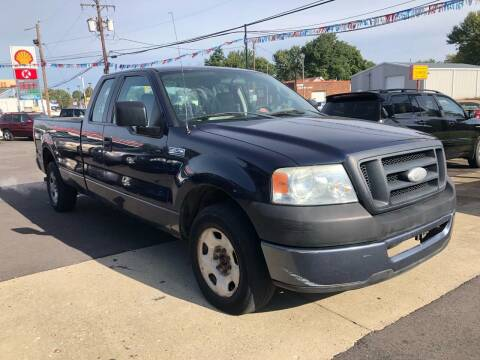2006 Ford F-150 for sale at Wise Investments Auto Sales in Sellersburg IN