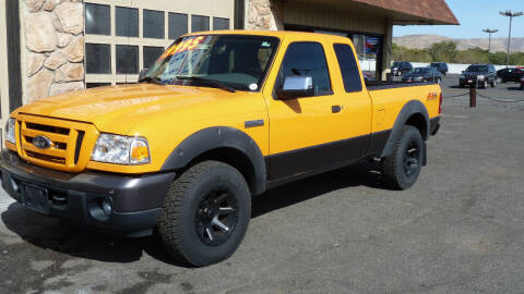 2008 Ford Ranger for sale at LV Auto Sales & Repair, LLC in Yakima WA