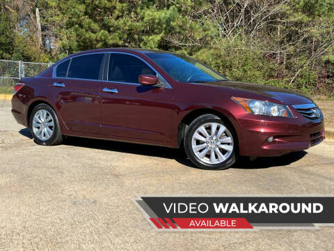 2011 Honda Accord for sale at Selective Imports in Woodstock GA