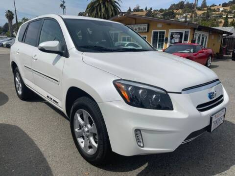 2014 Toyota RAV4 EV for sale at MISSION AUTOS in Hayward CA