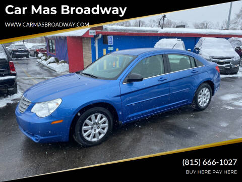 2008 Chrysler Sebring for sale at Car Mas Broadway in Crest Hill IL